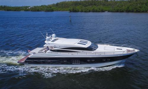 Image of Princess V78 for sale in United States of America for $1,499,000 (£1,175,133) Aventura, United States of America