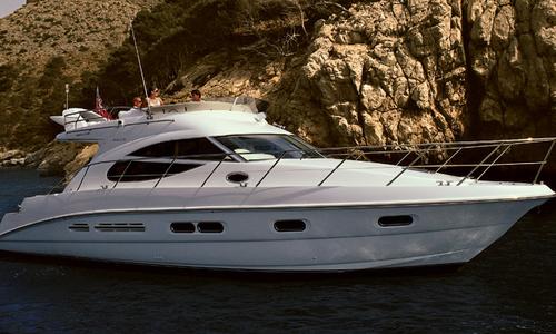 Image of Sealine F 42,5 for sale in Netherlands for €182,500 (£161,572) Muiden, Netherlands