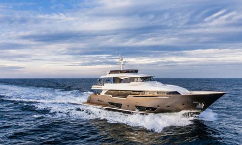Image of Ferretti Navetta 28 for sale in Netherlands for €7,950,000 (£7,101,004) Netherlands
