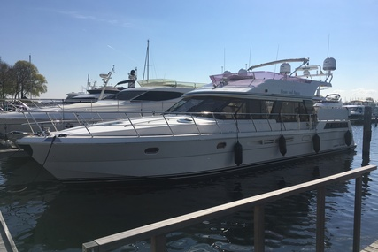 President 615 Sundeck for sale in Netherlands for €349,000 (£311,010)