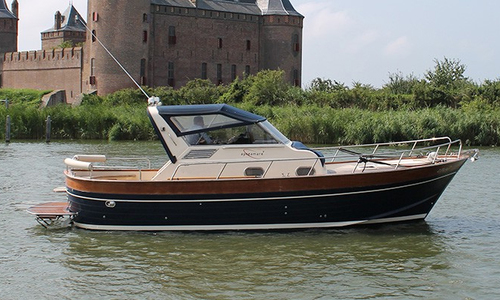 Image of Apreamare 9 semicabinato for sale in Netherlands for €95,000 (£83,882) Muiden, Netherlands