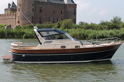 Apreamare 9 semicabinato for sale in Netherlands for €89,000 (£79,496)