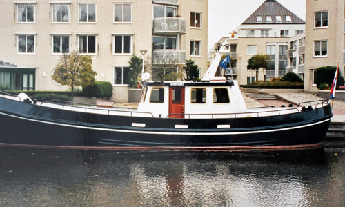 Image of Motorjacht Norderney J.R. for sale in Netherlands for €195,000 (£172,460) The , Netherlands