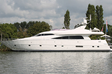 Mochi Craft 25 mega for sale in Netherlands for €875,000 (£777,598)