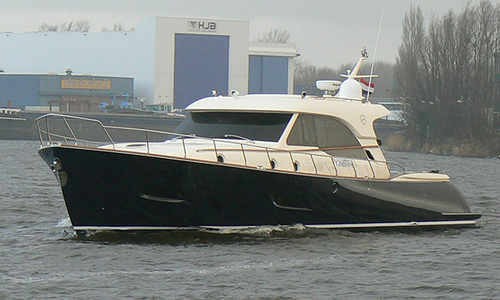 Image of Mochi Craft Dolphin 54 for sale in Netherlands for €545,000 (£482,032) Amsterdam/, Netherlands