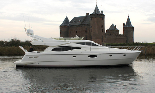 Image of Ferretti 591 for sale in Netherlands for €690,000 (£607,469) Ibiza, Netherlands