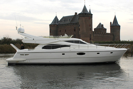 Ferretti 591 for sale in Netherlands for €690,000 (£603,875)