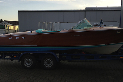 Riva Ariston for sale in Netherlands for €95,000 (£83,588)