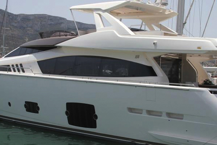 Ferretti 800 HT for sale in Netherlands for €2,950,000 (£2,601,916)