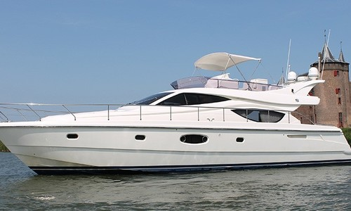 Image of Ferretti 550 for sale in Netherlands for €420,000 (£376,203) Muiden, The , Netherlands