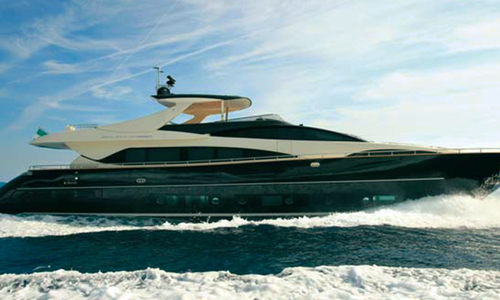 Image of Riva 92' Duchessa for sale in Netherlands for €3,800,000 (£3,355,260) Netherlands