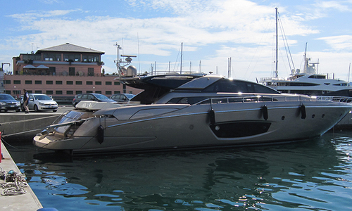 Image of Riva 86 Domino for sale in Netherlands for €3,900,000 (£3,422,794) Netherlands