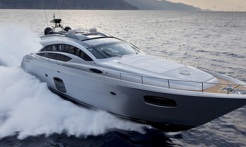 Image of Pershing 74 for sale in Netherlands for €2,685,000 (£2,356,462) Netherlands