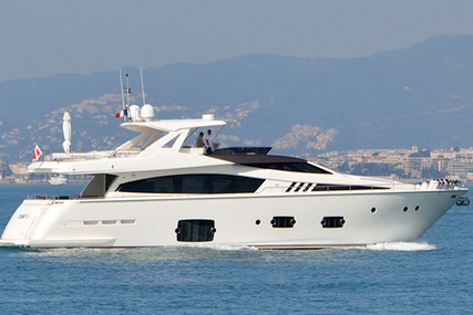 Ferretti 800 HT for sale in Netherlands for €2,850,000 (£2,491,694)