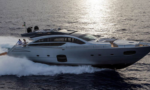 Image of Pershing 82 for sale in Netherlands for €3,850,000 (£3,408,497) Netherlands