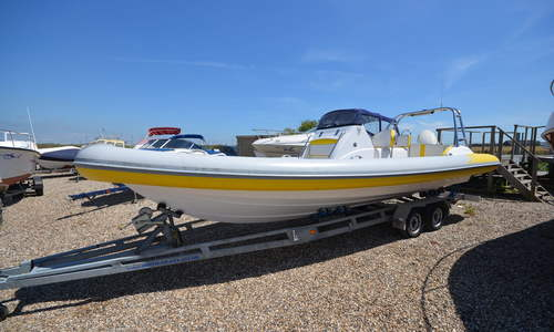Image of Scorpion 7.5m RIB for sale in United Kingdom for £39,950 Boats.co. HQ, Essex Marina, United Kingdom