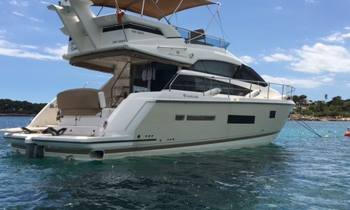 Image of Fairline Squadron 42 for sale in Spain for £319,950 Boats.co.uk, Cala d'or, Spain