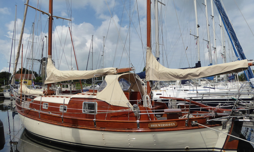 Image of Colin Archer 10.50 for sale in Netherlands for €39,500 (£34,775) Brouwershaven, Netherlands