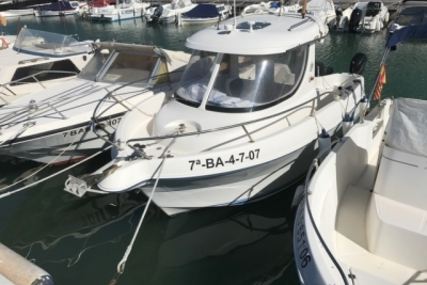 Quicksilver 580 Pilothouse for sale in Spain for €16,000 (£14,283)