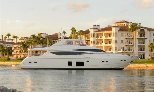 Image of Princess Yachts for sale in United States of America for $4,495,000 (£3,347,682) Jupiter, United States of America