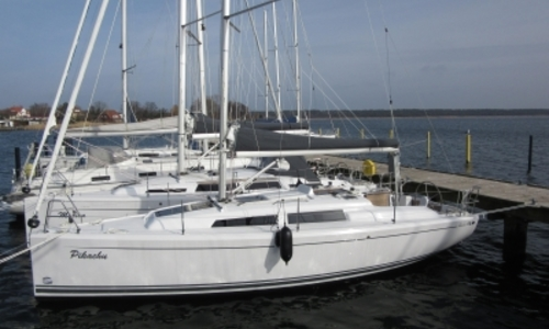 Image of Hanse 315 for sale in Germany for €89,900 (£79,147) BALTIC SEA, Germany