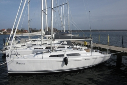 Hanse Hanse 315 for sale in Germany for €84,900 (£75,787)