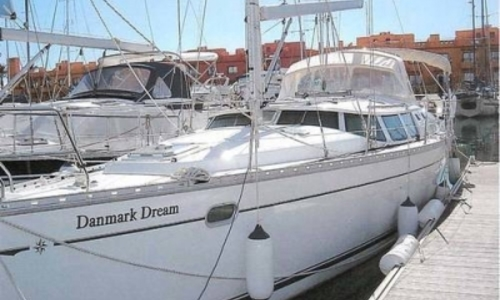 Image of Jeanneau Sun Odyssey 43 DS for sale in Spain for £98,500 BARCELONA, Spain