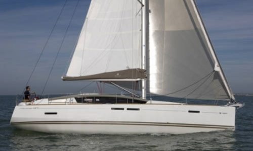 Image of Jeanneau Sun Odyssey 44 DS for sale in United Kingdom for £219,950 United Kingdom