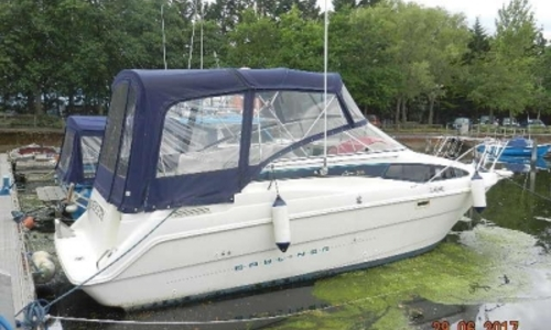 Image of Bayliner Ciera 2655 Sunbridge for sale in United Kingdom for £19,900 GILLINGHAM, United Kingdom