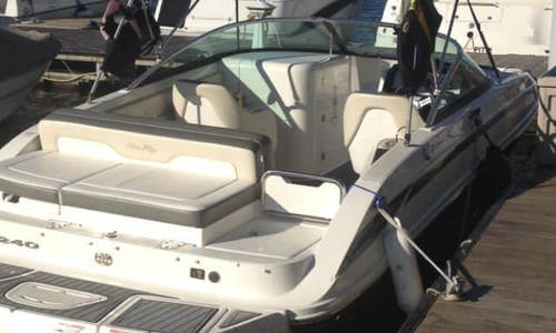Image of Sea Ray 240 Sundeck for sale in United States of America for $46,000 (£34,338) Coraopolis, Pennsylvania, United States of America