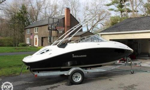 Image of Sea-doo 180 SE for sale in United States of America for $22,000 (£17,429) Lake Sunapee, New Hampshire, United States of America
