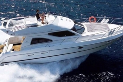 Cranchi Atlantique 40 for sale in Ireland for €115,000 (£100,867)