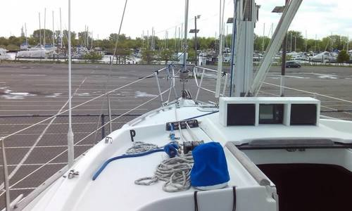 Image of Beneteau Oceanis 36 CC for sale in United States of America for $88,888 (£69,614) Jersey City, New Jersey, United States of America