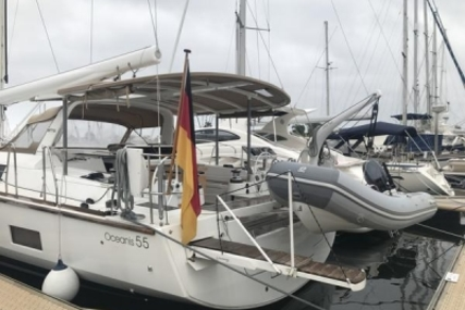 Beneteau Oceanis 55 for sale in France for €549,000 (£484,644)