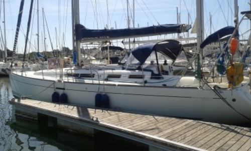 Image of Dufour Yachts 455 Grand Large for sale in France for €149,000 (£131,864) MORBIHAN, France