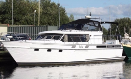 Image of Van Der Valk 45 Super Falcon for sale in Ireland for €139,900 (£124,579) SHANNON, Ireland