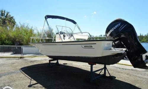 Image of Boston Whaler 190 Montauk for sale in United States of America for $26,000 (£18,538) Homosassa, Florida, United States of America