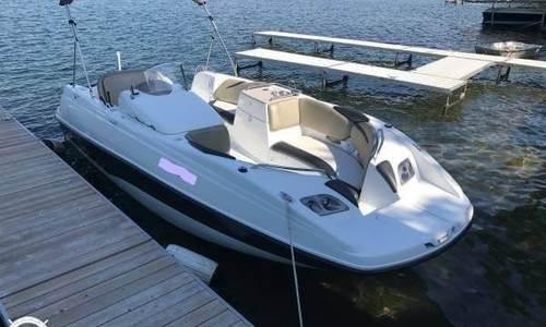 Image of Sea-doo Islandia SE for sale in United States of America for $24,500 (£17,654) Traverse City, Michigan, United States of America