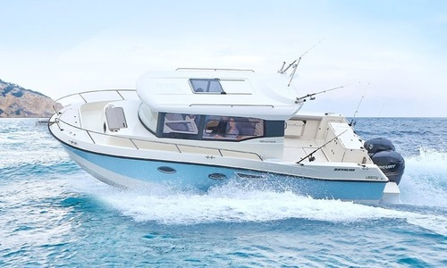 Image of Quicksilver Captur 905 Pilothouse for sale in United Kingdom for £114,995 South East, United Kingdom