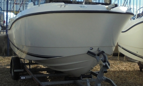 Image of Quicksilver Captur 555 Pilothouse for sale in United Kingdom for £26,950 South East, United Kingdom