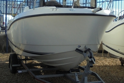 Quicksilver Captur 555 Pilothouse for sale in United Kingdom for £26,950