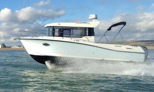 Image of Quicksilver Captur 755 Pilothouse for sale in United Kingdom for £58,950 South East, United Kingdom