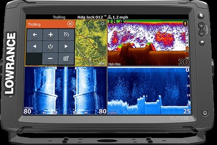 Lowrance Elite 12Ti Touchscreen Fishfinder / GPS Plotter for sale in United Kingdom for £189,999