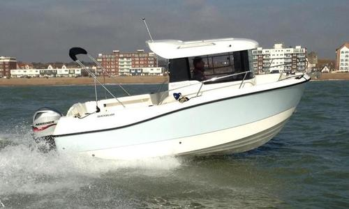 Image of Quicksilver Captur 605 Pilothouse for sale in United Kingdom for £34,950 South East, United Kingdom