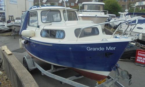 Image of Hardy Marine Navigator 18 for sale in United Kingdom for £7,995 South East, United Kingdom