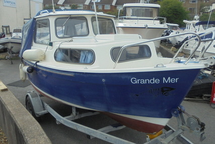 Hardy Marine Navigator 18 for sale in United Kingdom for £7,995