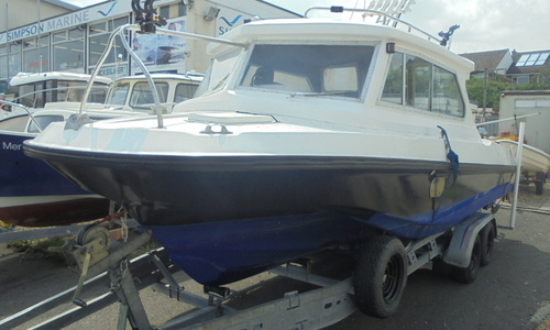 Image of Dell Quay Dory 22 *** RECENTLY REDUCED *** for sale in United Kingdom for £6,995 South East, United Kingdom