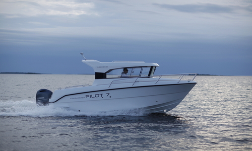 Image of Finnmaster New  Pilot 7 Weekend Boat with a Yamaha Outboard Engine for sale in United Kingdom for £61,477 South East, Portsmouth, United Kingdom