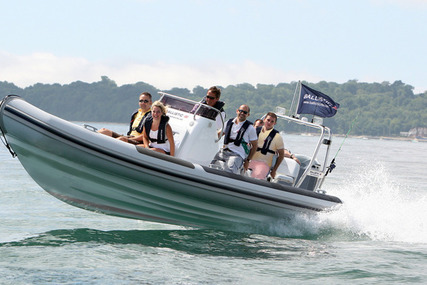 Ballistic 6.0M Sports RIB with a Yamaha F115HP Outboard Engine for sale in United Kingdom for £595