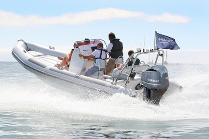 Ballistic 6.5M Sports RIB with a Yamaha F200HP Outboard Engine for sale in United Kingdom for £595